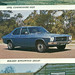 1973 Opel Commodore GE/E Coupe, Holden Kingswood 4 Door Sedan and Vauxhall Ventora 4 Door Sedan