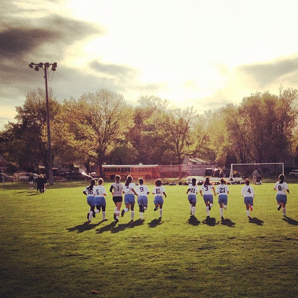 95/365+1 End of Game Appreciation #soccer