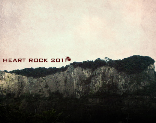 HeartRock2011 Image Pic