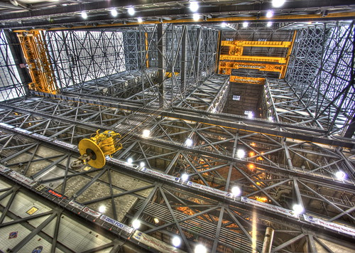 Welcome to the Vertical Assembly Building (VAB)