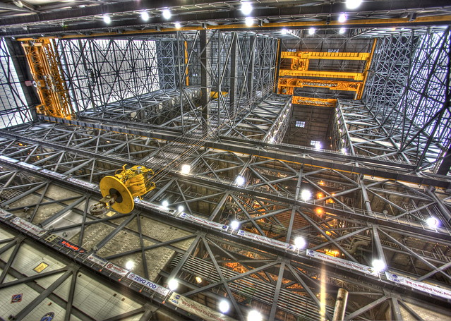 Welcome to the Vehicle Assembly Building (VAB) | Flickr ...