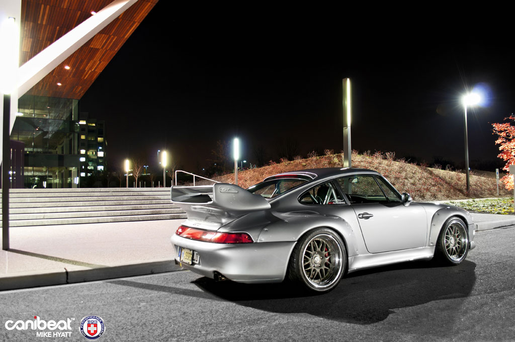 ams autowerks build porsche gt2 993 on hre c20. Black Bedroom Furniture Sets. Home Design Ideas