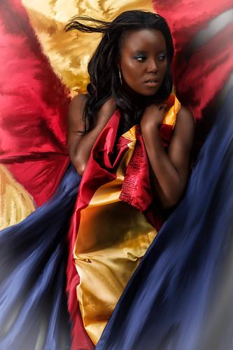 [フリー画像素材] 人物, 女性 - 黒人, アメリカ人 ID:201204100200
