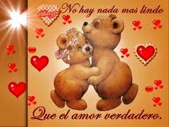 no hay nada mas lindo que el amor entre osos de verdad