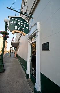 The Menger Bar