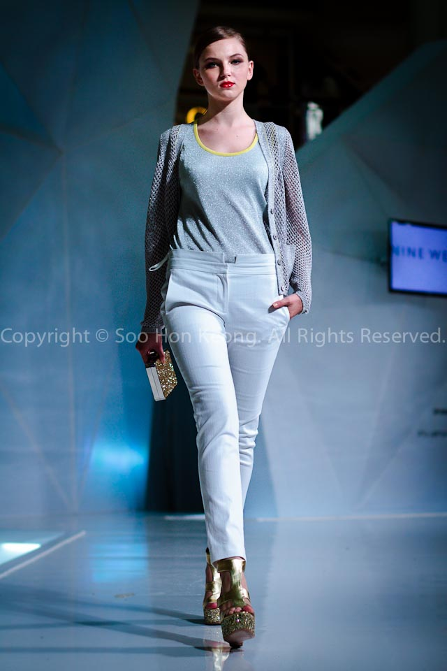 KLCC Spring/Summer Fashion Week 2012