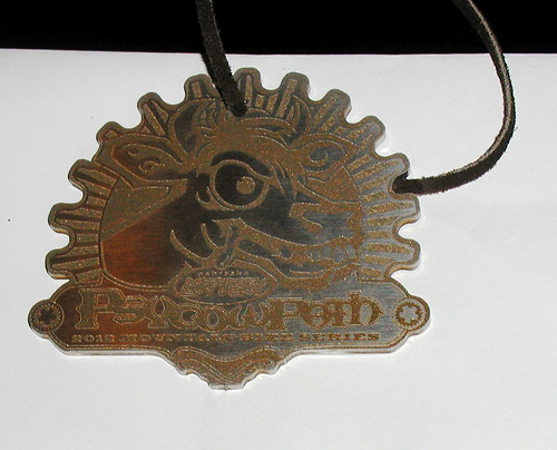Psycowpath Medal front