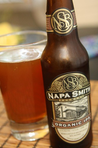 Napa Smith Brewery Organic IPA