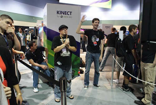 "Report: Microsoft to Unveil Kinect Play Fit, ""Joule"" Heart Monitor"