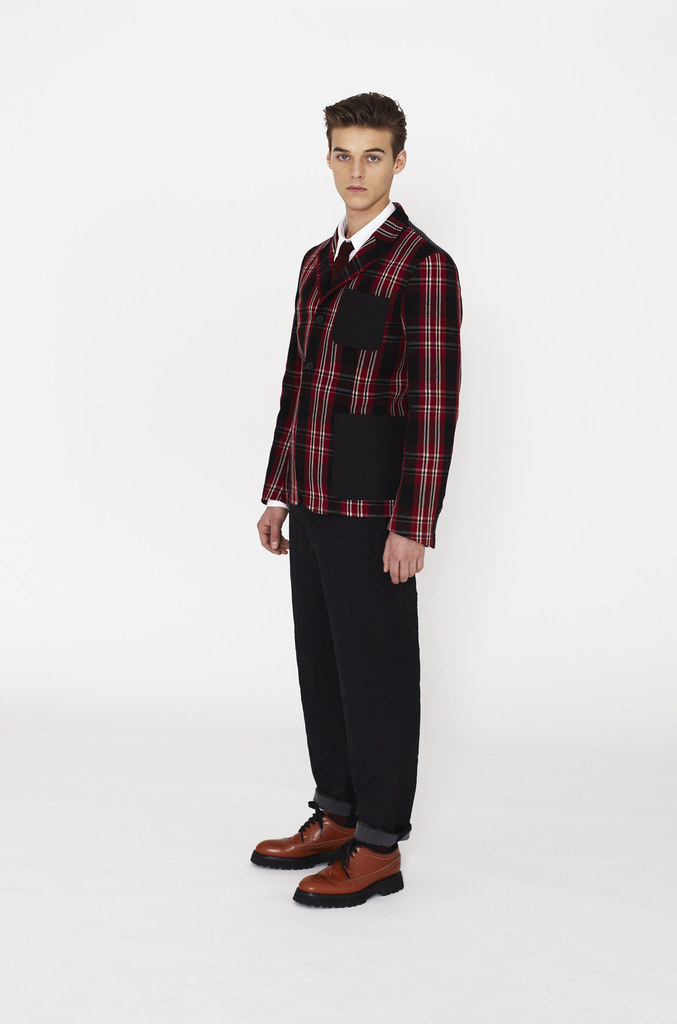 Robbie Wadge0511_Marni F​W12 Lookbook(Fashionsito)