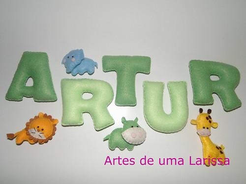 Artur by Artes de uma Larissa