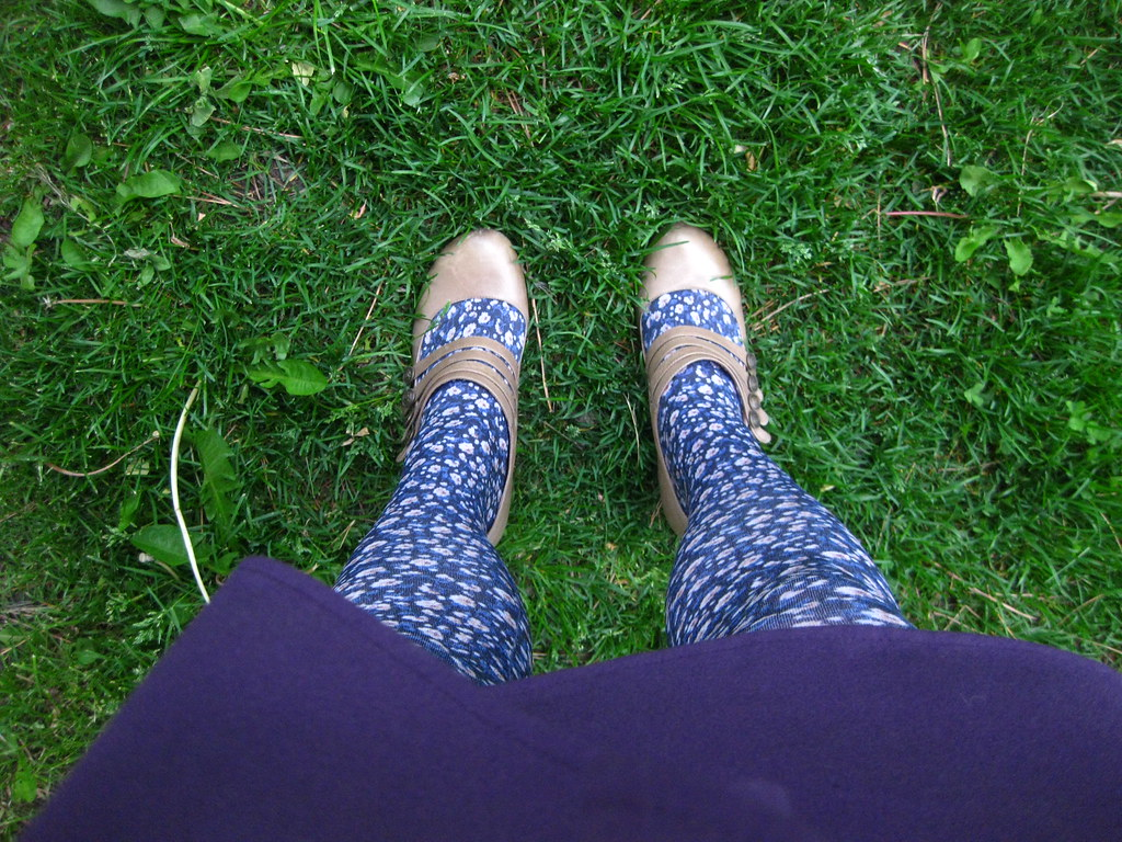 Floral & Feet