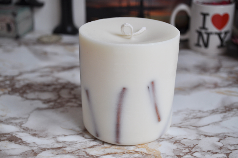 munio candela cinnamon soy wax candle 2