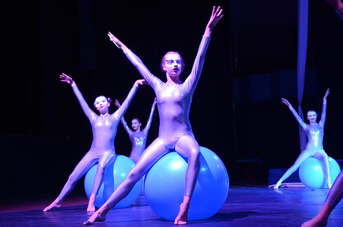 Blue Sky Circus 2012
