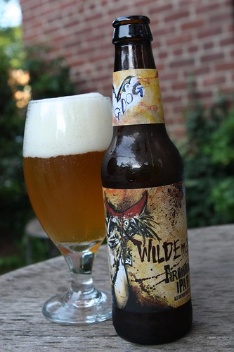 Flying Dog Wildeman Farmhouse IPA