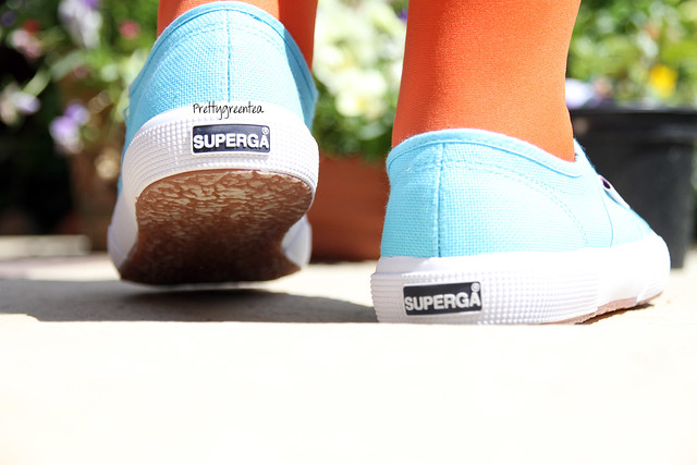 Superga pumps Prettygreentea