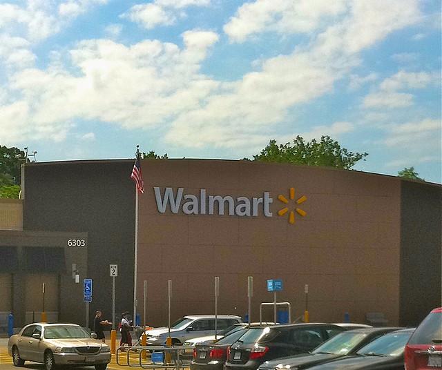 Walmart in Alexandria