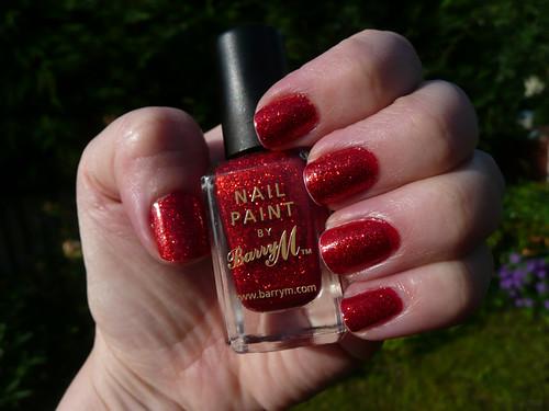 red glitter 3