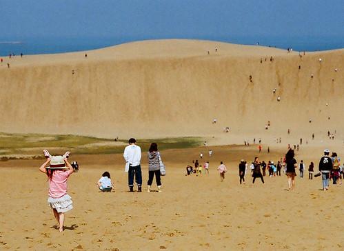 Tottori sand dunes_03
