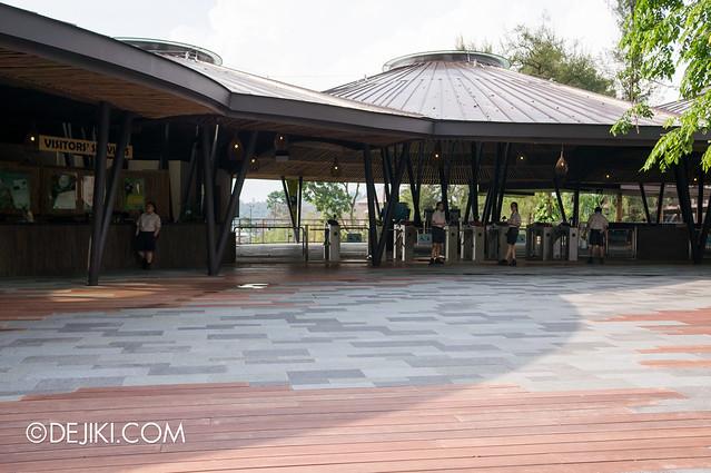 River Safari - entrance plaza 2