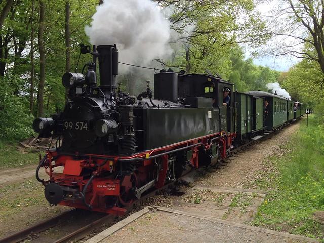 99 574 beim Pollo in Brünkendorf