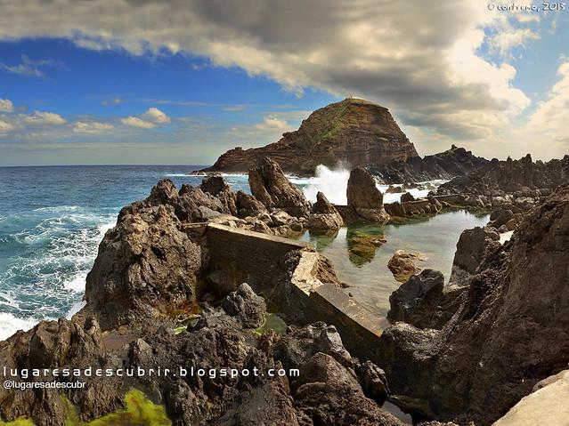 Piscinas de Porto Moniz (Madeira)