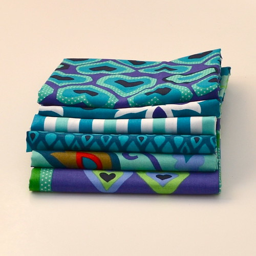 Prints Charming cool fat quarter bundle