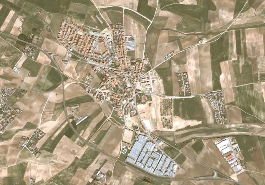 Ugena, Toledo, Castilla, Mancha, antes, urbanismo, planeamiento, urbano, desastre, urbanístico, construcción