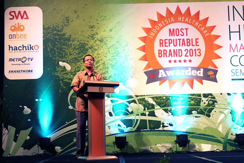 Indonesia Health Care Marketing & Innovation Conference 2013 – PERSI.