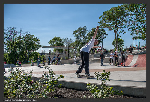 Paine's Park :: Philly Skate Park