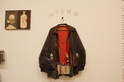 Barry McGee's jacket