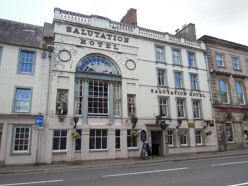 Salutation Hotel, Perth, Scotland