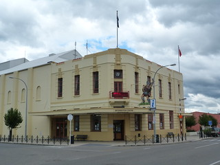 Municipal Buildings, Dannevirke