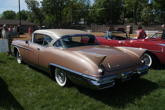 58 Cadillac Eldorado Seville Flickr Photo Sharing