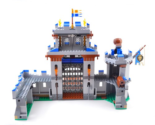 Review 70404 Kings Castle Lego Historic Themes Eurobricks Forums