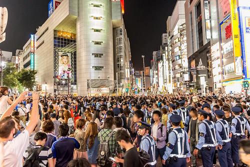 渋谷狂騒曲