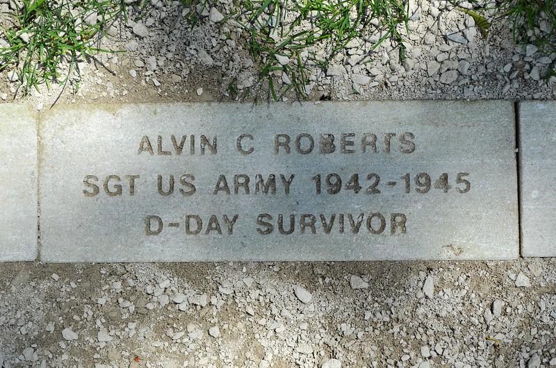 Roberts, Alvin