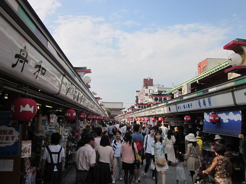 Asakusa Shopping District