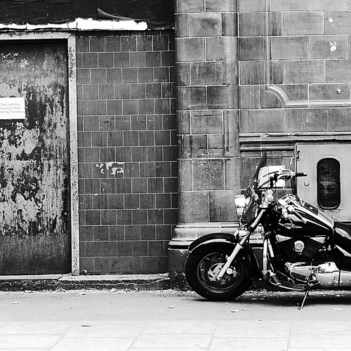 Harley-Davidson Against Urban Decay