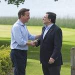 PM welcomes José Manuel Barroso
