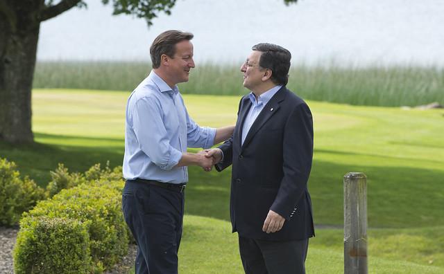 PM welcomes José Manuel Barroso