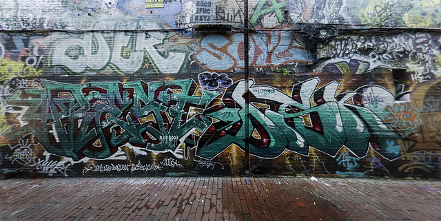 Graffiti Alley