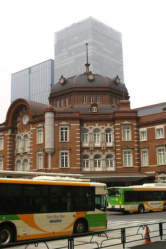 東京駅を訪ねて8 by leicadaisuki