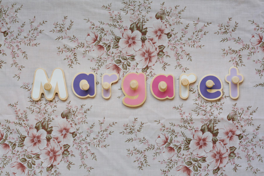 Margaret May