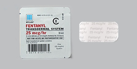Fentanyl patch abuse mylan brand
