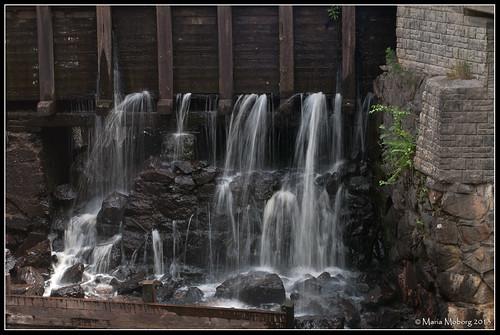 old summer water iron sweden sverige vatten sommar östergötland bruk sonstorp sonstorpsbruk