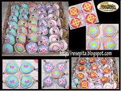 cupcake 2D