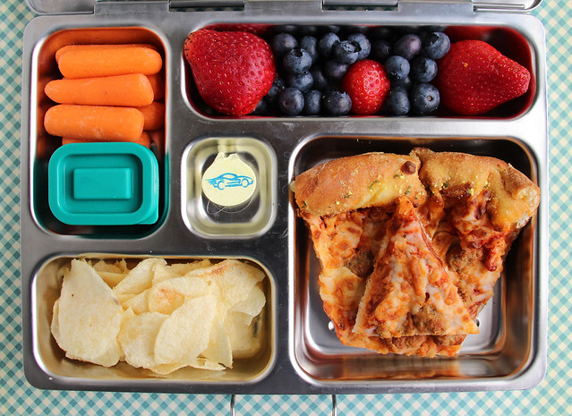 Day Camp Pizza Bento #774