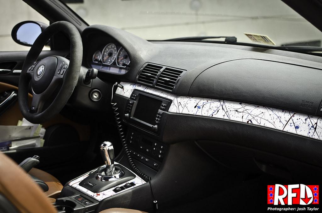 Paint For Interior Trim?   BMW M3 Forum.com (E30 M3 | E36 M3 | E46 M3 | E92  M3 | F80/X)