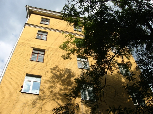 Жилые дома кооператива 1-е Замоскворечье 05